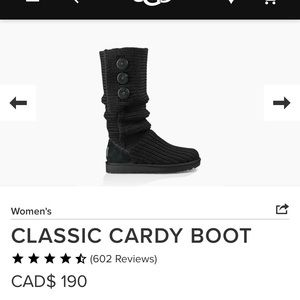 ☆ CLASSIC CARDY BOOT UGGS ☆